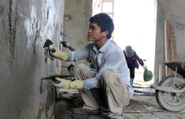 Xây dựng nông thôn mới ở Văn Lãng: Bứt tốc xã điểm