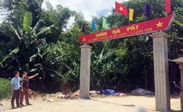 Chi bộ thôn Nà Pất: Khi đảng viên nêu gương