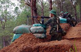 Trung đoàn 123 nâng cao chất lượng huấn luyện