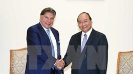 Thủ tướng Nguyễn Xuân Phúc tiếp Chủ tịch Tập đoàn TTI