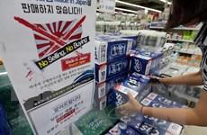 Hàn hoãn kế hoạch loại Nhật khỏi danh sách đối tác thương mại tin cậy