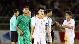 Đội tuyển U18 Việt Nam không thể gây bất ngờ trước U18 Australia