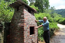 Xây dựng nông thôn mới: Sức dân ở Tân Đoàn