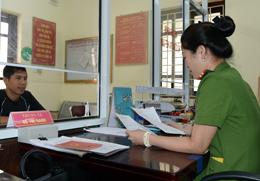 Công an thành phố Lạng Sơn vì nhân dân phục vụ