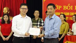 Đảng bộ Khối các cơ quan tỉnh chú trọng công tác kết nạp đảng
