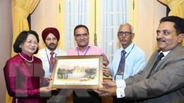Phó Chủ tịch nước tiếp Đoàn đại biểu nhân dân Ấn Độ