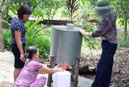 Hữu Lũng: Làm giàu từ nuôi ong lấy mật