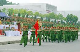 Công an Lạng Sơn: Sôi nổi thi đua hướng tới ngày truyền thống