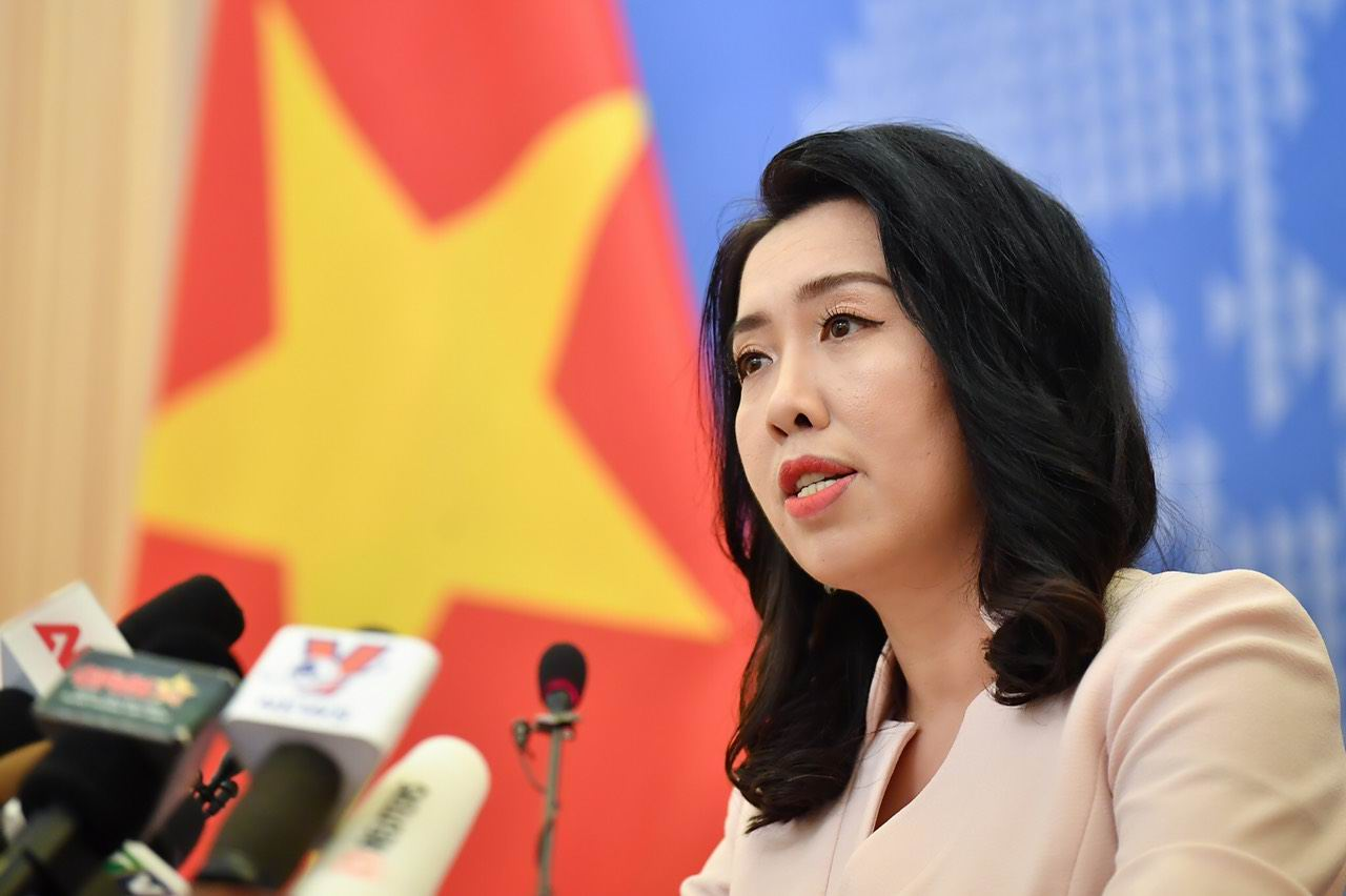 Yêu cầu Trung Quốc rút toàn bộ nhóm tàu vi phạm chủ quyền Việt Nam