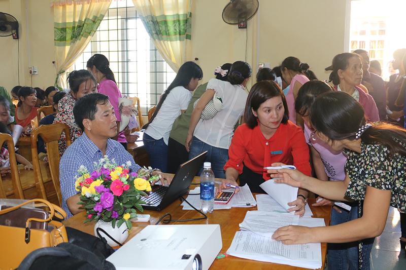Quảng Bình đứng đầu cả nước về số người tham gia BHXH tự nguyện