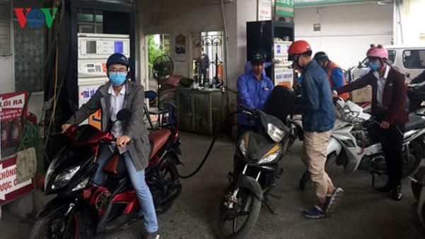 Giá xăng dầu có khả năng giảm trong chiều nay