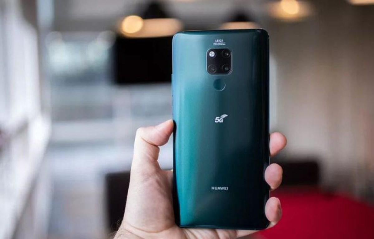 Huawei Mate 20 X 5G bán hết trong vài phút khi phát hành ở Trung Quốc