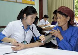 Chung tay vì sức khỏe và hạnh phúc của người cao tuổi