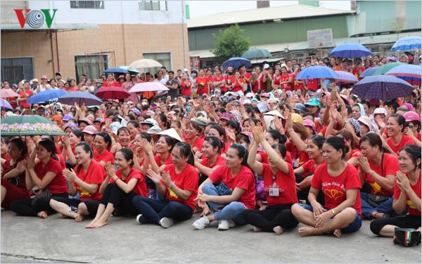 Công ty Kai Yang Việt Nam sẽ hoạt động trở lại vào ngày mai