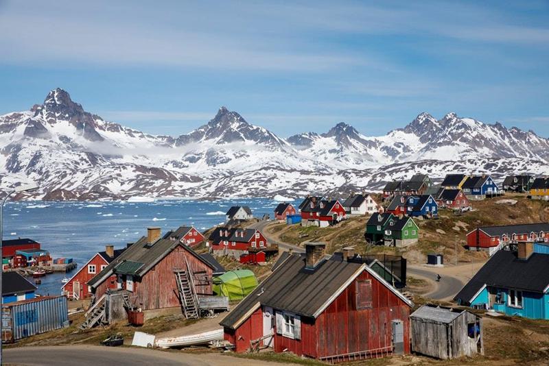 Tổng thống Đan Mạch: Mỹ muốn mua Greenland là ý tưởng phi lý