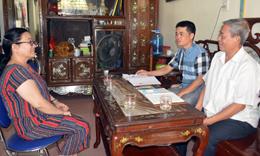 Đảng ủy phường Tam Thanh: Quan tâm lãnh đạo đảm bảo trật tự đô thị