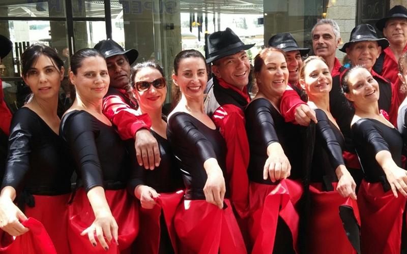Cơ hội thưởng thức những màn dân vũ hấp dẫn của xứ Israel giữa Hà Nội