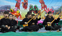 Văn Lãng: Lan tỏa phong trào hát then, đàn tính