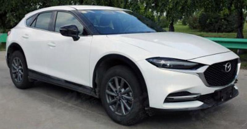 Hình ảnh rò rỉ về chiếc Mazda CX-4 bản nâng cấp