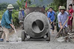 Mặt trận Tổ quốc huyện Chi Lăng: Huy động sức dân xây dựng nông thôn mới