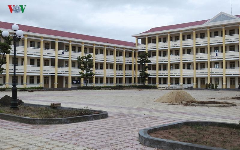 Kon Tum đầu tư trên 187 tỷ đồng cho cơ sở vật chất năm học mới