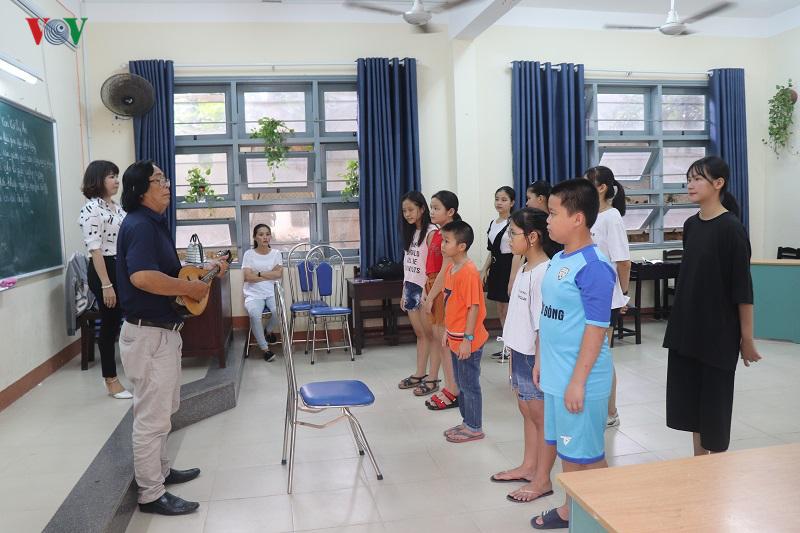 Đà Nẵng đưa Bài chòi vào trường học