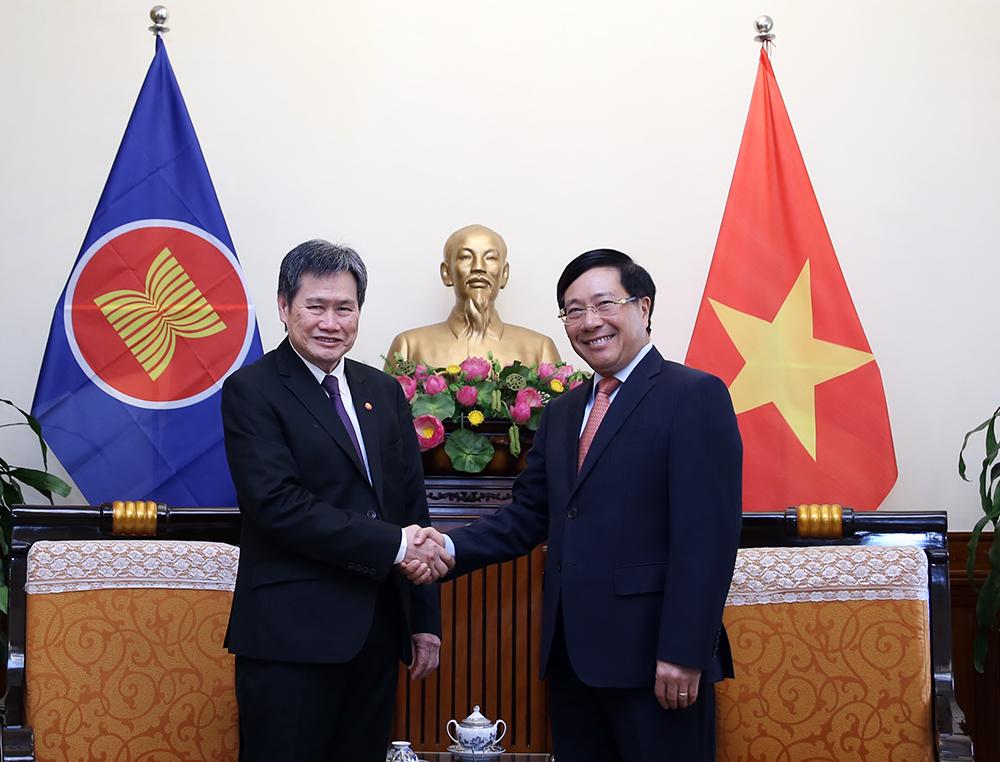 ASEAN cần bảo đảm đoàn kết, thống nhất để vượt qua các thách thức