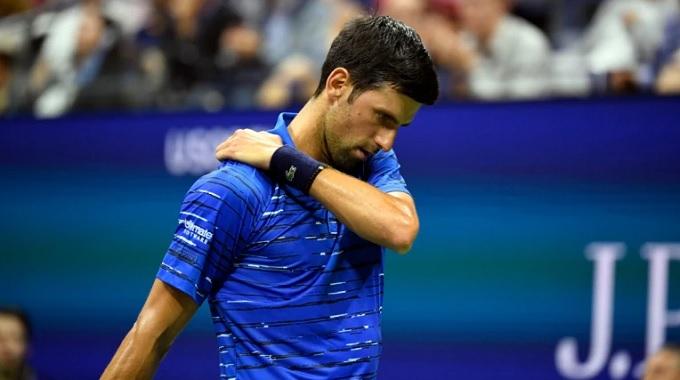 Djokovic, Osaka cùng trở thành cựu vô địch tại giải Mỹ mở rộng