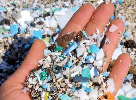 Khoảng 73.000 mảnh nhựa chứa vi khuẩn đi vào cơ thể người mỗi năm