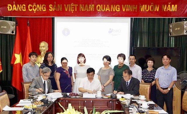 Nhật Bản hỗ trợ Việt Nam phát triển hệ thống Giám sát kháng kháng sinh