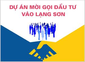 DANH MỤC DỰ ÁN THU HÚT ĐẦU TƯ GIAI ĐOẠN 2019 - 2025
