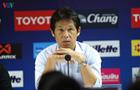 HLV Akira Nishino đau đầu với hàng công của ĐT Thái Lan
