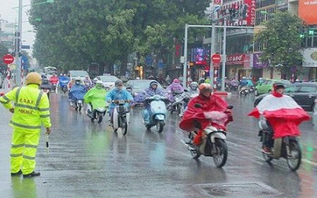 Dự báo thời tiết: Cảnh báo mưa dông và nắng nóng trên 37 độ C