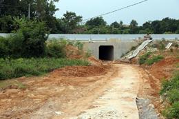 Cao tốc Bắc Giang - Lạng Sơn: Dân khổ vì hầm chui dân sinh