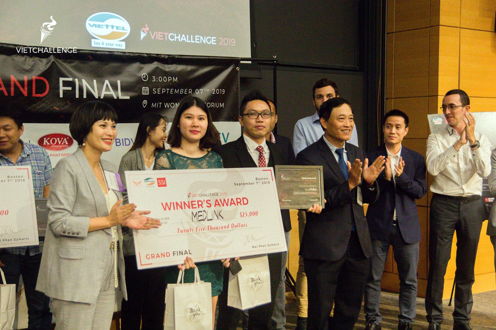 Startup Việt Nam chiến thắng Vietchallenge 2019 tại Hoa Kỳ