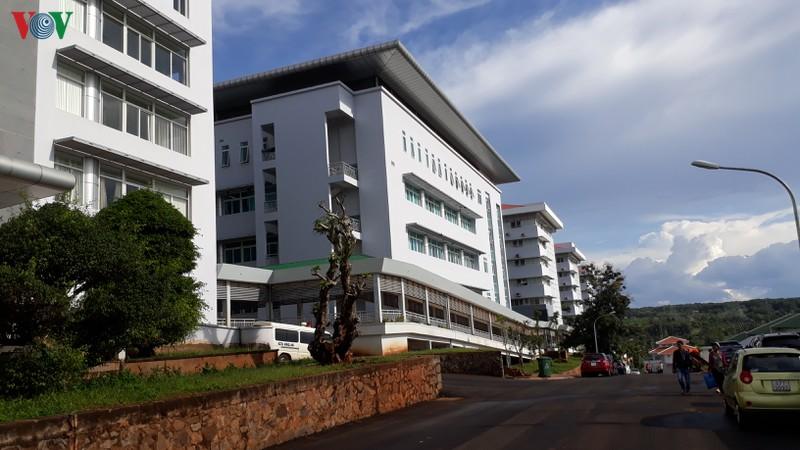 32 tỷ đồng để khắc phục bất cập ở Bệnh viện đa khoa vùng Tây Nguyên