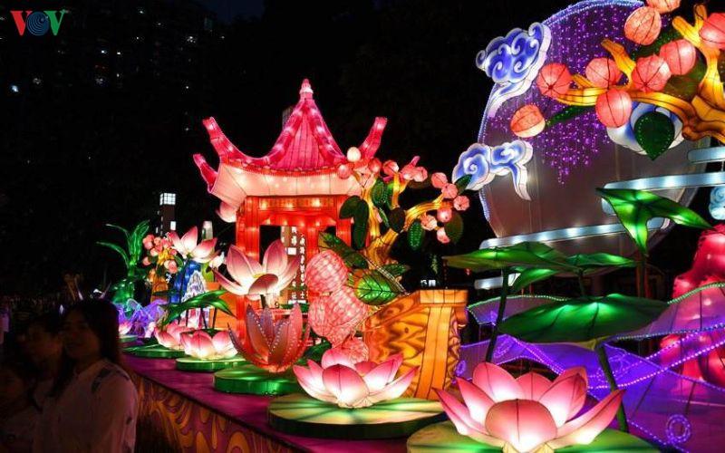 Du lịch Trung Quốc bội thu trong đợt nghỉ lễ Trung thu