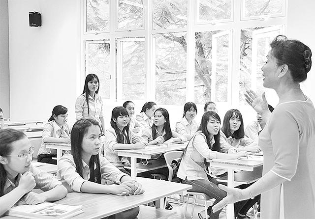 Ðổi mới phương pháp dạy học ngoại ngữ