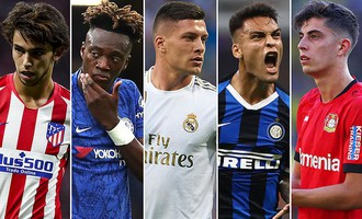 Top 10 tài năng trẻ hứa hẹn khuấy đảo Champions League 2019/2020