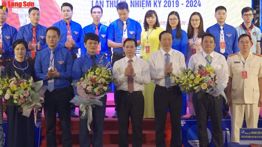 Đại hội đại biểu Hội Liên hiệp Thanh niên Việt Nam tỉnh Lạng Sơn lần thứ VI