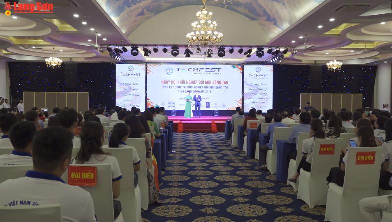 Tổng kết cuộc thi Khởi nghiệp đổi mới sáng tạo tỉnh Lạng Sơn