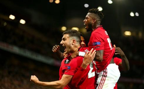 BXH Europa League 2019/2020 sau lượt trận mở màn: MU, Arsenal dẫn đầu