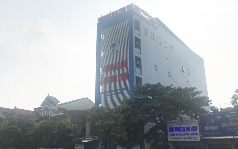 Thu hồi giấy phép phòng khám tư nhân có 5 người Trung Quốc làm việc