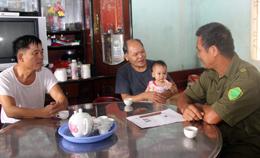 Đảm bảo an ninh trật tự: Cách làm ở Hu Trong