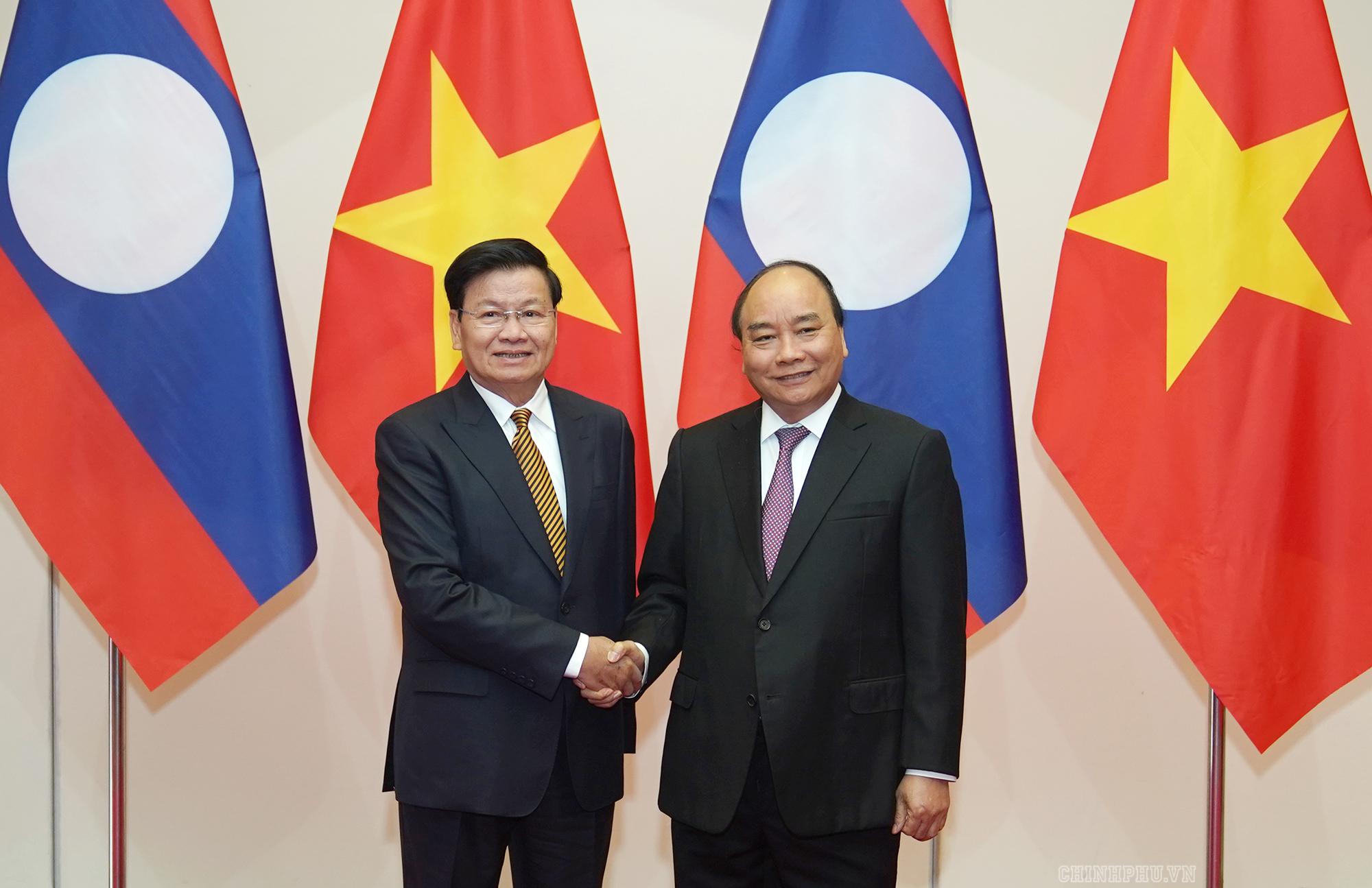 Thủ tướng Lào sẽ thăm chính thức Việt Nam