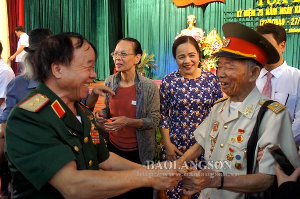 Tọa đàm kỷ niệm 79 năm ngày khởi nghĩa Bắc Sơn