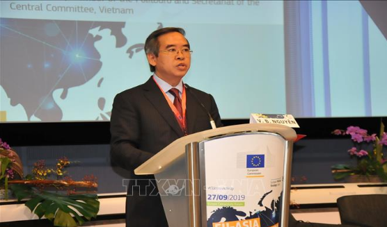 Việt Nam sẵn sàng làm cầu nối kết nối EU với ASEAN