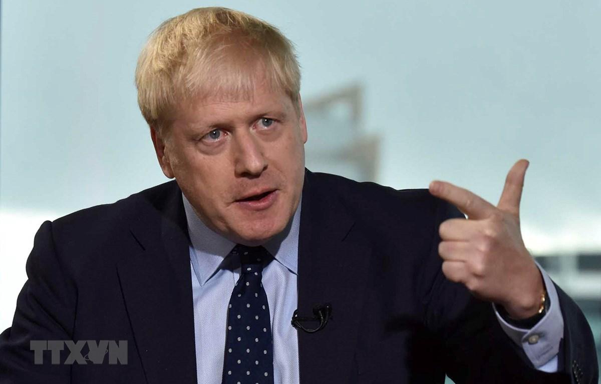 Các bộ trưởng trung thành ủng hộ cam kết Brexit của Thủ tướng Johnson