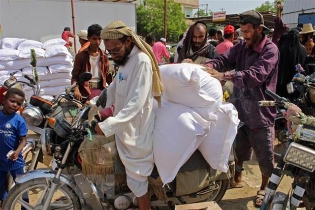 Các nước giàu bị tố cáo giảm chi cho viện trợ nhân đạo