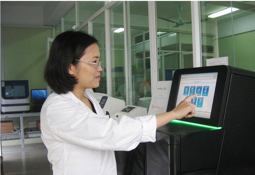 Công bố kết quả nghiên cứu về bộ gen người Việt
